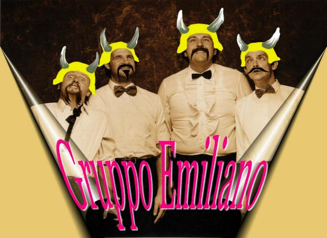 [THE GRUPPO EMILIANO IN THE CORT OF GENGIS kHAN]
